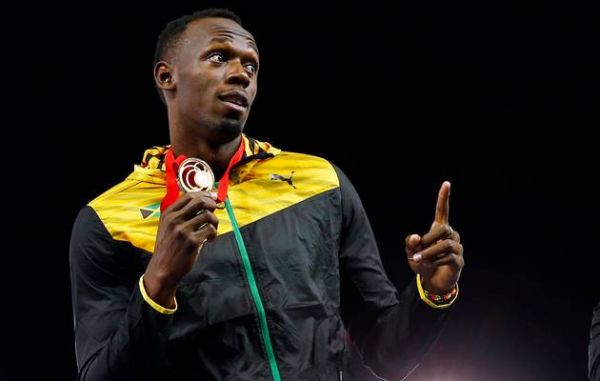 Usain Bolt one thing